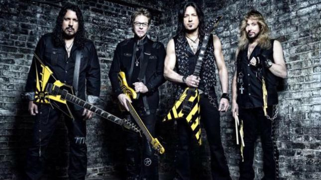 STRYPER To Begin Recording New Album In October