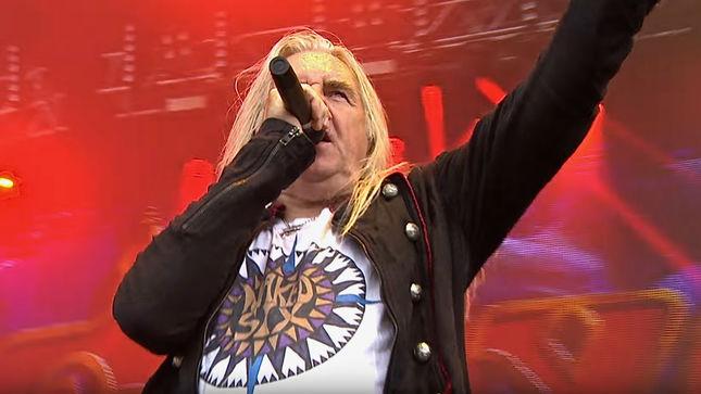 Saxon - Live In Nottingham
