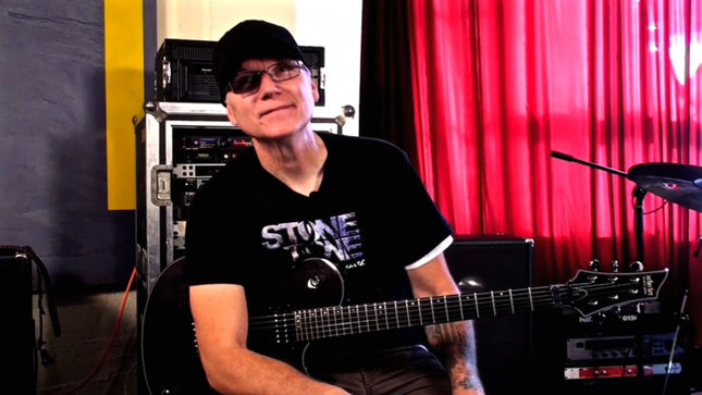 Guitarist CHRIS POLAND Talks MEGADETH, Working With DAVE MUSTAINE, And The Passing Of NICK MENZA In New In-Depth Interview
