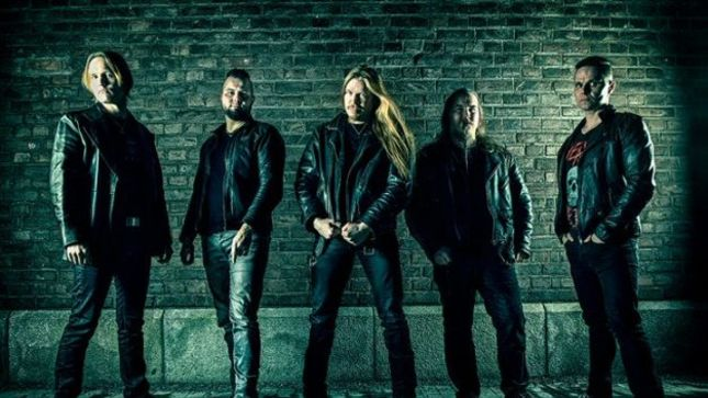 "EXCALION Post Lyric Video For New Song ""Divergent Falling""; New Album To Be Released In July"