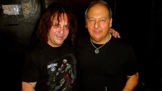 THE RODS Joined On Stage By Original MANOWAR Guitarist ROSS THE BOSS In Brooklyn; Video