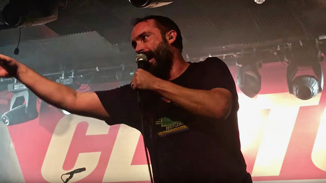 CLUTCH Announce Winter Psychic Warfare Tour Dates With DEVIN TOWNSEND PROJECT And THE OBSESSED