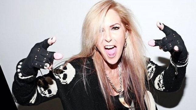 lita ford has unveiled her kiss me deadly apparel line of clothing i. Cars Review. Best American Auto & Cars Review