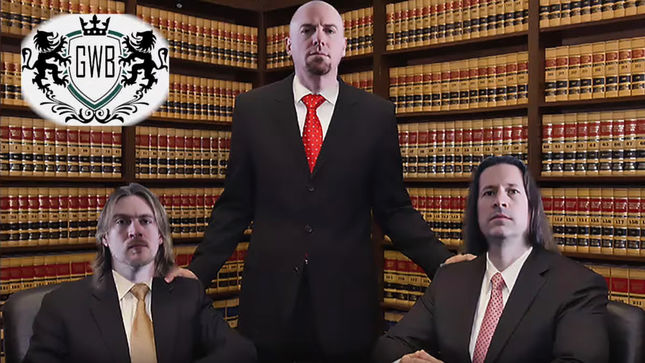DYING FETUS - Gallagher, Williams, Beasley & Associates: Death Metal Attorneys At Law; New Short Film Streaming
