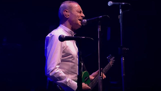 "STATUS QUO Streaming ""In The Army Now"" Video From The Last Night Of The Electrics Live Release"