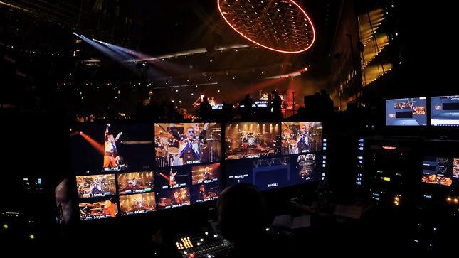 QUEEN + ADAM LAMBERT - Time-Lapse Video Of Full Las Vegas Concert Streaming