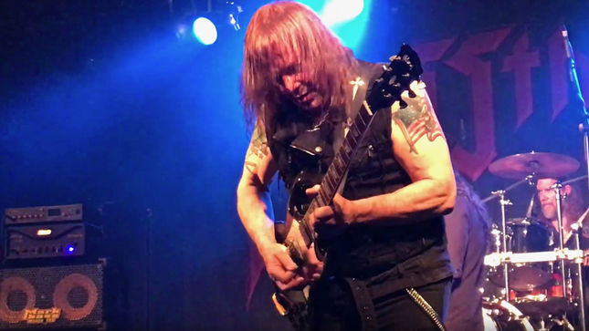 ROSS THE BOSS - Original MANOWAR Guitarist To Be Inducted Into Hall Of Heavy Metal History At Wacken Open Air Festival