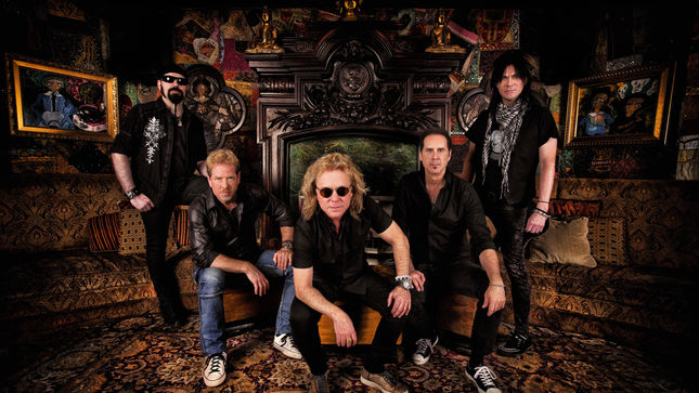 "NIGHT RANGER On Passing Of Longtime Tour Manager TODD CONFESSORE - ""We Are Stunned And Saddened By This Loss"""