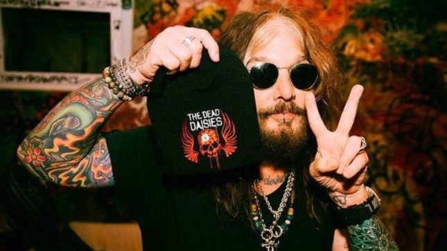 THE DEAD DAISIES - Live & Louder World Tour, Week 4 In Europe; Video Recap