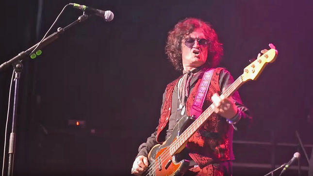 GLENN HUGHES To Perform Classic DEEP PURPLE Material In South America Next April; Dates Confirmed In Chile, Argentina, Brazil