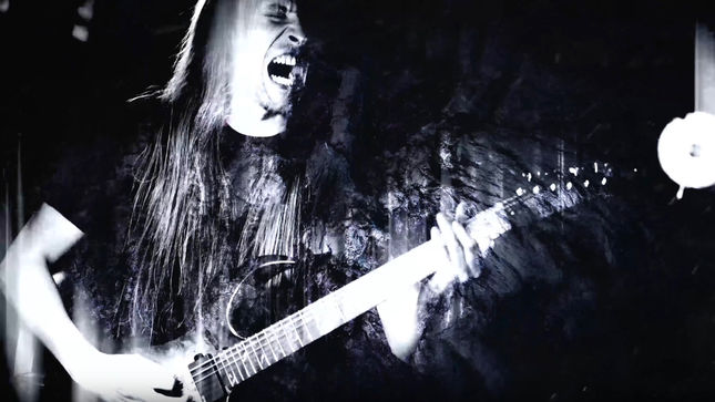 "WINTERSUN - ""Eternal Darkness (Autumn)"" Guitar Playthrough Video Streaming"