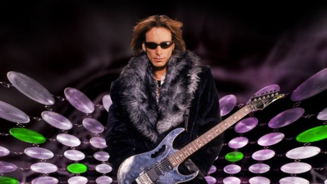 "STEVE VAI - Rare 1997 Performance Of ""The Missing Link Between Contemporary Music & The Rock N' Roll Guitar Solo"" To Air This Weekend"