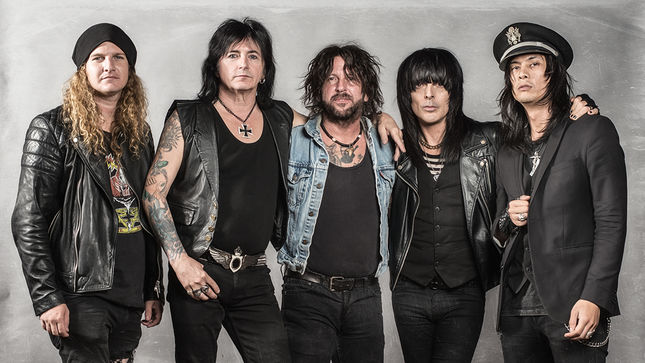 BravePicks 2017 - L.A. GUNS' The Missing Peace #23