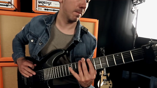 "BETRAYING THE MARTYRS - ""The Resilient"" Guitar Playthrough Video Streaming"