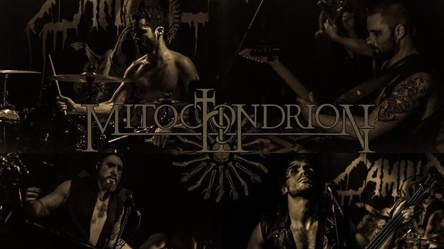 MITOCHONDRION's Antinumerology EP To Receive CD Release