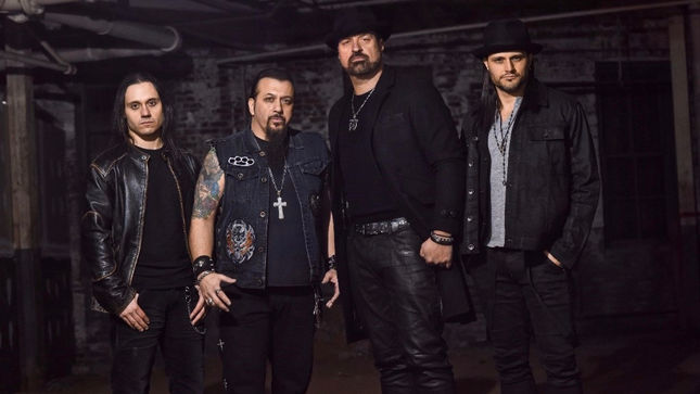 "ADRENALINE MOB's MIKE ORLANDO And JORDAN CANNATA Comment On Fatal Highway Accident - ""We've Literally Experienced Hell On Earth"""