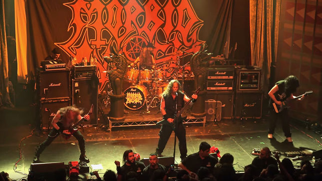 MORBID ANGEL - New Album Kingdoms Disdained Due In December, Cover Art Revealed