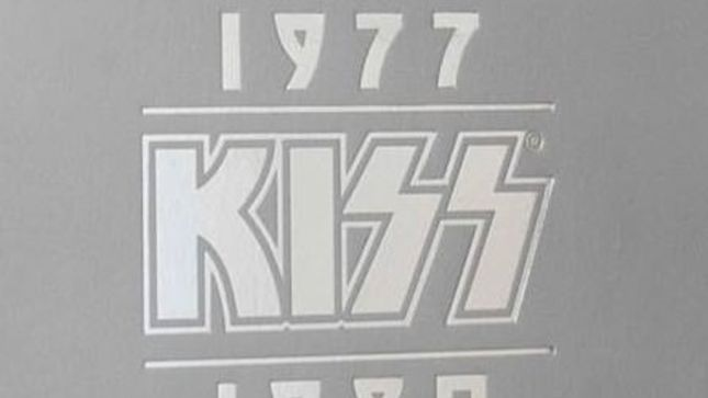 KISS: 1977 - 1980 Photo Book Due In October