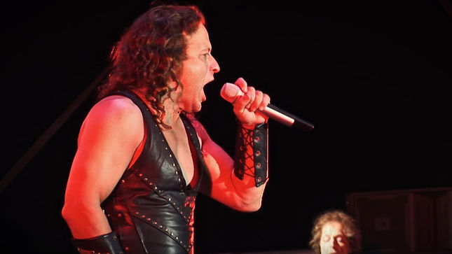 MANOWAR Perform Bulgaria's National Anthem At Kavarna Rock Fest 2008; Video