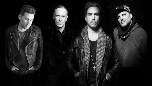 "THE FELL Featuring BILLY SHEEHAN Release Video For Debut Single ""Footprints"""