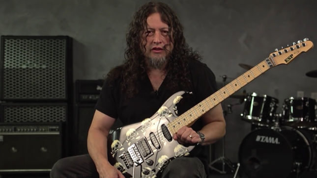 QUEENSRŸCHE Guitarist MICHAEL WILTON Auctioning 1963 Fender Twin Reverb Amp Used During Promised Land Recordings