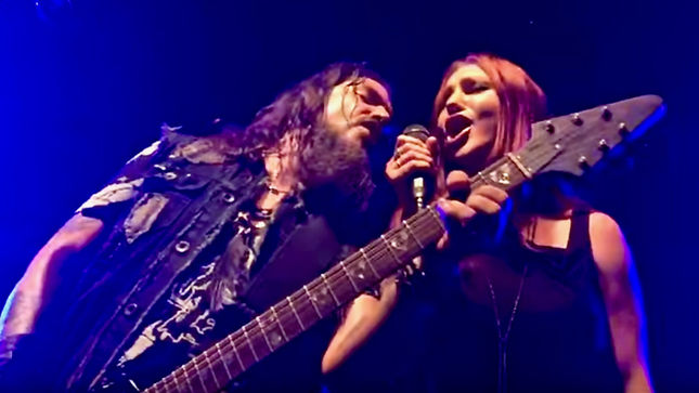 MACHINE HEAD And Friends Cover STEVIE NICKS & TOM PETTY, AC/DC, ALICE IN CHAINS, TEMPLE OF THE DOG At ROBB FLYNN's 50th Birthday Bash; Video