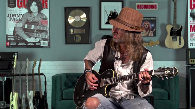"REX BROWN - ""Train Song"" Guitar Playthrough Video Streaming"