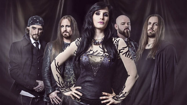 "Vocalist DIANNE VAN GIERSBERGEN - ""I Am Leaving XANDRIA""; Emotional Audio Message Streaming"