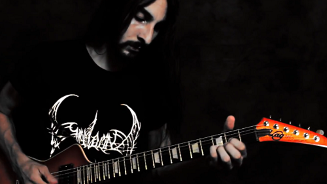 "BLACK LABEL SOCIETY Guitarist DARIO LORINA Releases ""Guardian"" Guitar Playthrough Video"