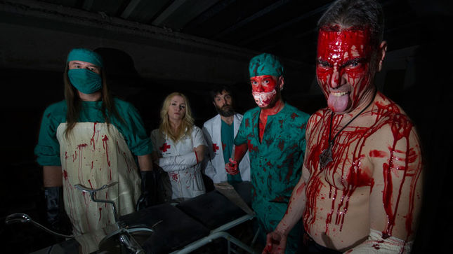 "HAEMORRHAGE Debut ""We Are The Gore"" Music Video"