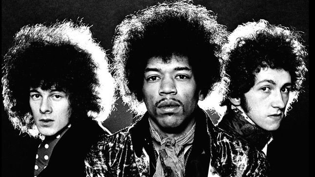 JIMI HENDRIX EXPERIENCE - 50th Anniversary Of Are You Experienced Album Celebrated On InTheStudio; Audio