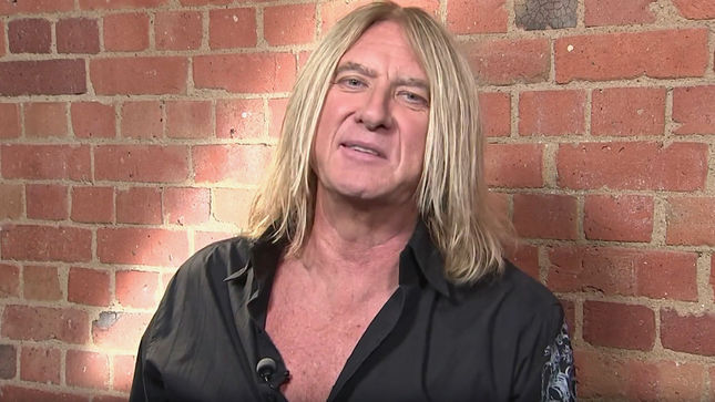 "DEF LEPPARD Frontman JOE ELLIOTT On Mega-Selling Hysteria Album - ""It Took A Long Time To Really Establish Itself As A Big Record In America""; Video"