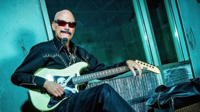 BOB KULICK - Skeletons In The Closet Featuring DEE SNIDER, TODD KERNS, BRENT FITZ, ERIC SINGER And More; Album Preview Streaming