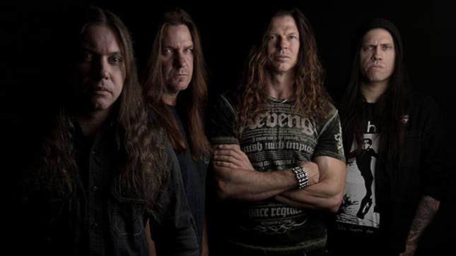 ACT OF DEFIANCE Streaming Old Scars, New Wounds Album In It's Entirety