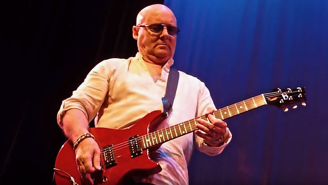 RONNIE MONTROSE - Final Album, 10x10, Due In September; Guests Include SAMMY HAGAR, GLENN HUGHES, PHIL COLLEN And Others