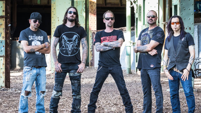 "WEAPONS OF ANEW Warn Fans What To Expect On TESLA Tour – ""A Full-On Assault"""