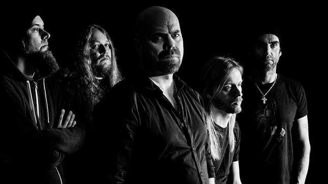 "SORCERER Featuring Former TIAMAT, LION'S SHARE Members Release ""The Crowning Of The Fire King"" Lyric Video"