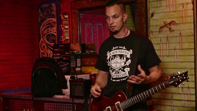 MARK TREMONTI - Fret 12 Artist Session Guitar Clinics Available Now; Video