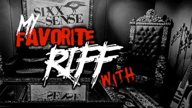 NIKKI SIXX To Launch My Favorite Riff In September; Video Preview