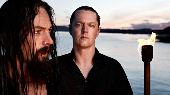 "SATYRICON Release ""To Your Brethren In The Dark"" Single; Teaser Video Streaming"