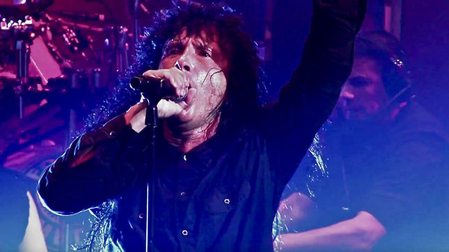 ANTHRAX Frontman JOEY BELLADONNA Performs National Anthem At Buffalo Bills Vs. Minnesota Vikings Game; Video Streaming