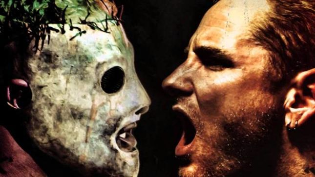 "SLIPKNOT / STONE SOUR Frontman COREY TAYLOR Calls Spinal Injury ""A Fucking Wake Up Call Of Biblical Proportions"""