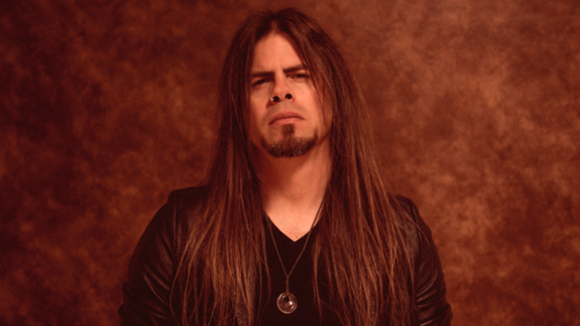 "QUEENSRŸCHE Vocalist TODD LA TORRE - ""I Never Sang In A Band Until I Joined CRIMSON GLORY"""