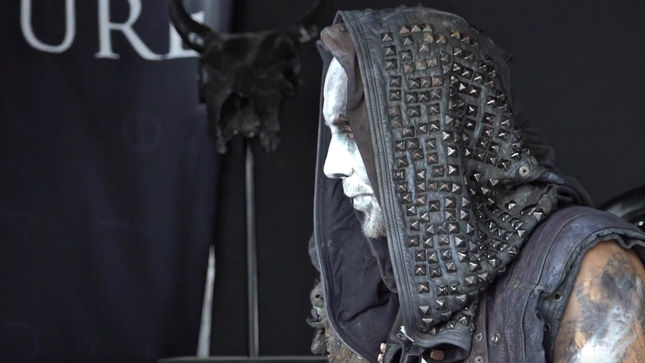 BEHEMOTH Rehearse New Material; Video Streaming