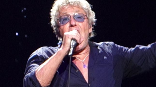 THE WHO - Fan-Filmed Video From San Francisco Show Posted