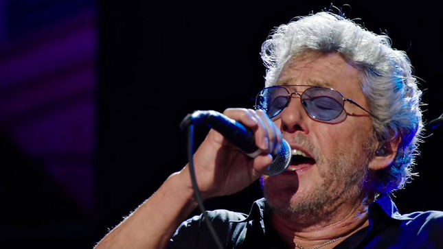 THE WHO - Tommy: Live At The Royal Albert Hall Multi-Format Release Due In October; Video Trailer Streaming