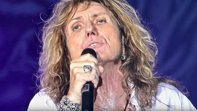 WHITESNAKE - Tracklisting Revealed For 30th Anniversary Super Deluxe Edition Of 1987 Album
