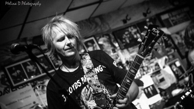 Guitarist JEFF KOLLMAN Hits The Road With COSMOSQUAD, GLENN HUGHES; Announces Shedding Skin Reissue