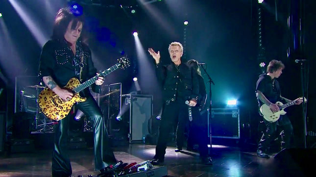 White Wedding Billy Idol.Billy Idol Performs White Wedding On The Late Late Show