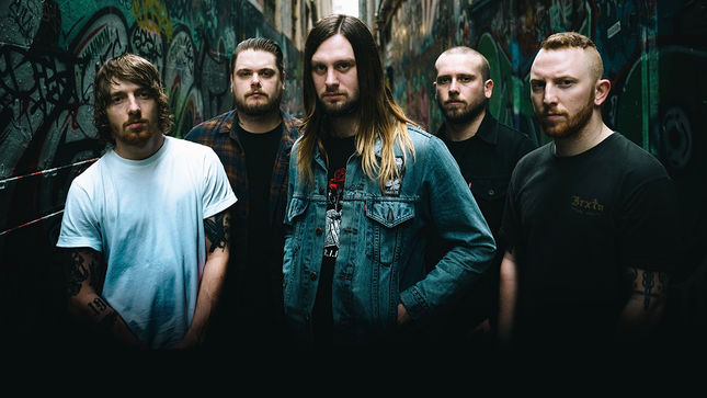 "WHILE SHE SLEEPS Release ""Steal The Sun"" Music Video; Band Touring With TRIVIUM, ARCH ENEMY This Fall"